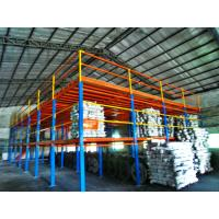 Wholesale Heavy Duty Two Levels Industrial Mezzanine Systems For Logistics Center , 1000kg from china suppliers