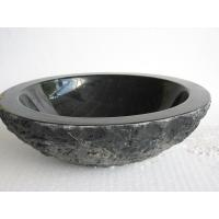 Wholesale black natural antique stone sinks from china suppliers