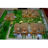 Wholesale Real Estate Architectural Model Maker With Beautiful Lighting System from china suppliers