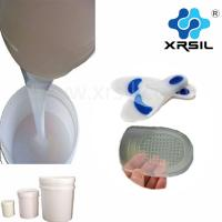 Buy cheap RTV Casting Silicone Liquid Rubber For Shoe sole Mold Making from wholesalers