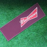 Wholesale Private Advertising Logo Label Customized Waterproof PVC Rubber High Quality Bar Mats Wholesale for Beer Counter promo from china suppliers