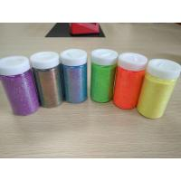 "Wholesale Size 1/128"" Holographic and Multicolored Glitter Powder Glitter Pigment from china suppliers"
