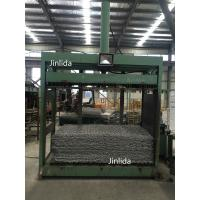 Wholesale Automatic Hexagonal Gabion Mesh Packing Machine With Hydraulic Oil 120kg from china suppliers