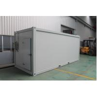 Buy cheap Durable Steel Structure Prefabricated 20FT Container Cold Room With Sandwich Panel from wholesalers