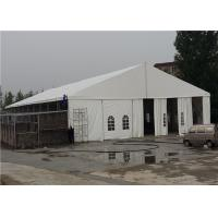 Wholesale Fashion Modern Clear White Outdoor Event Tent , Portable Event Canopy Tent from china suppliers