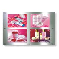 Wholesale Static Picture A1 Aluminum Magic Mirror LED Light Box Indoor With Sensor from china suppliers