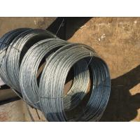 Wholesale Grade700-1300 Galvanized Steel Wire Strand for stay wire 7/3.25mm 7/4.0mm from china suppliers