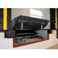 Wholesale Environment - Friendly Airbag Dock Leveler 220V Two Free Bumpers from china suppliers