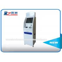 Wholesale Wireless Connection Coin Counting Information Kiosk , Coin Counter Machine Locations from china suppliers