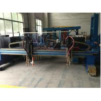 Wholesale Automated Plasma Cutting CNC Machine 4000mm With Hypertherm Power / Servo Motor from china suppliers