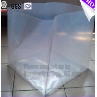 Wholesale Custom Reusable PVC Pallet Cover,Waterproof Pallet Bag,Recycled 100%Polyester from china suppliers