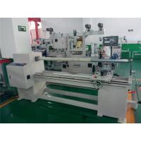 Wholesale Semi Automatic BOPP Tape Cutting Machine , Film Jumbo Roll Cutting machine from china suppliers