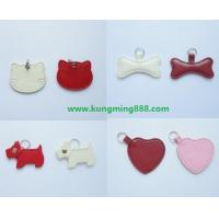 Wholesale PET Tags,Leather Dog Tags PET Accessory,Dog Collars Tag from china suppliers