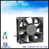 Wholesale Low Noise Waterproof Ball Bearing DC Motor Fan With 6000 Rpm Speed from china suppliers