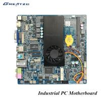 Wholesale Dual Core Intel Ivy Bridge 1037U Motherboard HDMI LVDS 6 USB 1.80 GHz  2MB L2 Cache from china suppliers