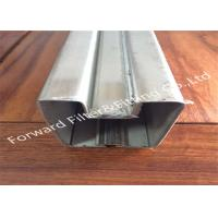 Wholesale Galvanized / Powder Coating Metal Casting Products Stainless Steel Channel / Edging from china suppliers