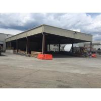 Buy cheap Extra Warehouse Steel Structure For Stocking With Normal Paint Plus Color Steel from wholesalers