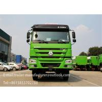 Wholesale Sinotruk 6 x 4 Howo heavy duty dump trailers / HOWO 30 ton Dump Truck Parts from china suppliers