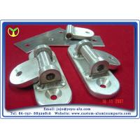 Wholesale Aluminum Parts Manufacturing , Aluminium Alloy Hinge Cnc Aluminum Parts from china suppliers