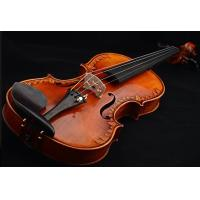 Wholesale V07-Carved Sculpture Series Spruce Wood Violin. Advanced Italian Violins Musical Instrument from china suppliers