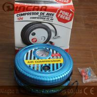 Wholesale DC 12V Portable Air Compressor / Tire Air Compressor Ningbo Wincar from china suppliers