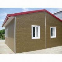 Wholesale Sample House, Made of 3 Flat Pack Cabins, Easy to Transport and Install from china suppliers