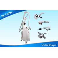 Wholesale Velashape RF Vacuum Sliming Machine For Body Contouring , Cellulite Removal , Skin Lfiting from china suppliers