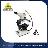 Wholesale Generation 6th Swing arm type Gem Microscope F06 F08 Trinocular lens from china suppliers