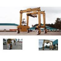 Wholesale RTG (Rubber Tyre Gantry Crane) Payload 60 Ton from china suppliers