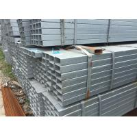 Wholesale Hot Rolled Hollow Section Low Carbon Square Steel Pipe for Structural Beam 20 * 20 * 1.5 mm from china suppliers