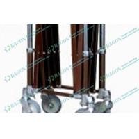Quality Aluminum Alloy Funeral Equipment , Church Trolley with Noiseless Castors for sale