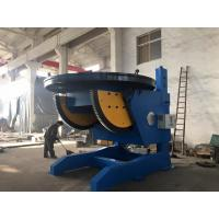 Buy cheap Heavy Duty 2 Axies 30 Ton Height Adjust Pipe Welding Positioners Wireless Control from wholesalers