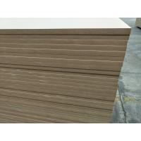 Buy cheap High quality plain MDF. furniture melamine mdf board.Decorative MDF.  kitchen cabinet MDF board.  RAW MDF from wholesalers