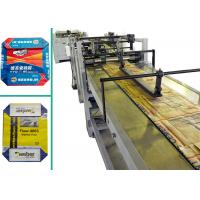 Wholesale Flexo Printing Valve Paper Bag Making Machines Energy Saving With Servo System from china suppliers