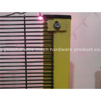 Wholesale Boundary Wall 358 Anti Climb Security Fencing Panel With 4 Mm Vertical Wire from china suppliers