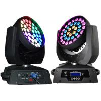 Wholesale 36 X 15W LED Moving Head Light RGBWA 5 in 1 For Night Club Party Wedding from china suppliers