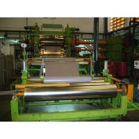Quality 4 Roll Soft PVC Calender Machine Oil Heating Width 1500mm - 2400mm for sale