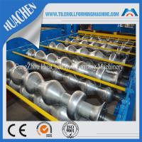 Wholesale Plc Control Professional Glazed Tile Making Machine / Steel Sheet Metal Roll Former from china suppliers