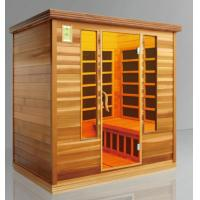 Wholesale New Design Best Price Low EMF Far Infrared Sauna Cabin Prefab Cabin for Home Beauty Use(CE/RoHS) from china suppliers