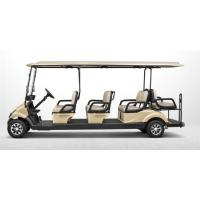 Wholesale Large Electric 4KW Motor 8 Passenger Golf Cart With 48V Battery Power from china suppliers