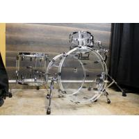 Wholesale Pearl Crystal Beat Clear Acrylic 3-piece drum set - New! from china suppliers