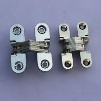 Wholesale 180 Degree Small Hidden Hinge Fold Cabinet Door Hinge from china suppliers