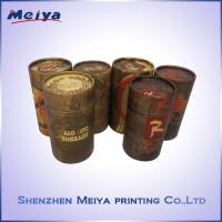Wholesale Custom Recycle Gift Paper Cardboard Tube Box , Cylinder Box ,  Round Box from china suppliers