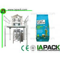 Wholesale Rice Automatic Pouch Packing Machine For Food , Auto Bagging Machines from china suppliers
