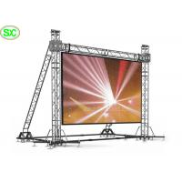 Wholesale Double Side P5 Full Color Hanging LED Display / LED TV Video Screen Waterproof from china suppliers