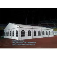 Wholesale Large White Aluminum Airport Expo Tent Structures Event Tent As Temporary Airport Offices from china suppliers