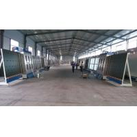 Wholesale Large Capacity Vertical Glass Washing Machine With Plc Control System from china suppliers