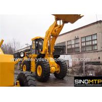 Wholesale XGMA XG982H wheel loader use Cummins engine, 8ton loading capacity, 28ton operating weight from china suppliers