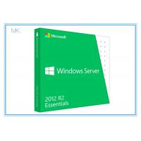 Quality Original Windows Server 2012 R2 Essentials ,64bit DVD Server 2012 Product Key for sale