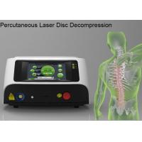 Wholesale Dimed PLDD Laser Treatment Machine / Equipment For Lumbar Disc Herniation from china suppliers